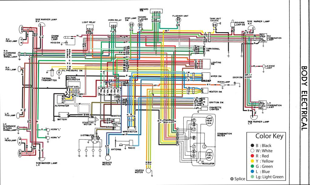 521wires 78 trans am headlight wiring diagram wire center \u2022
